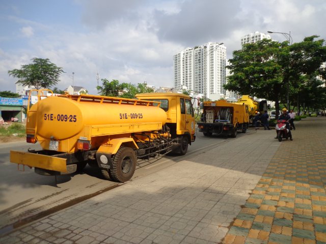Management, operation and maintenance of Drainage system